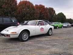 GT in a TSD Rally