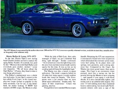 Magazine Article - CarCollector - Jan 1982 - 6