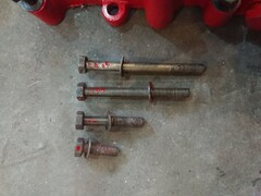 Timing bolt cover bolts