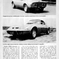 Swank Jan 1970 - Testing the Opel GT 2