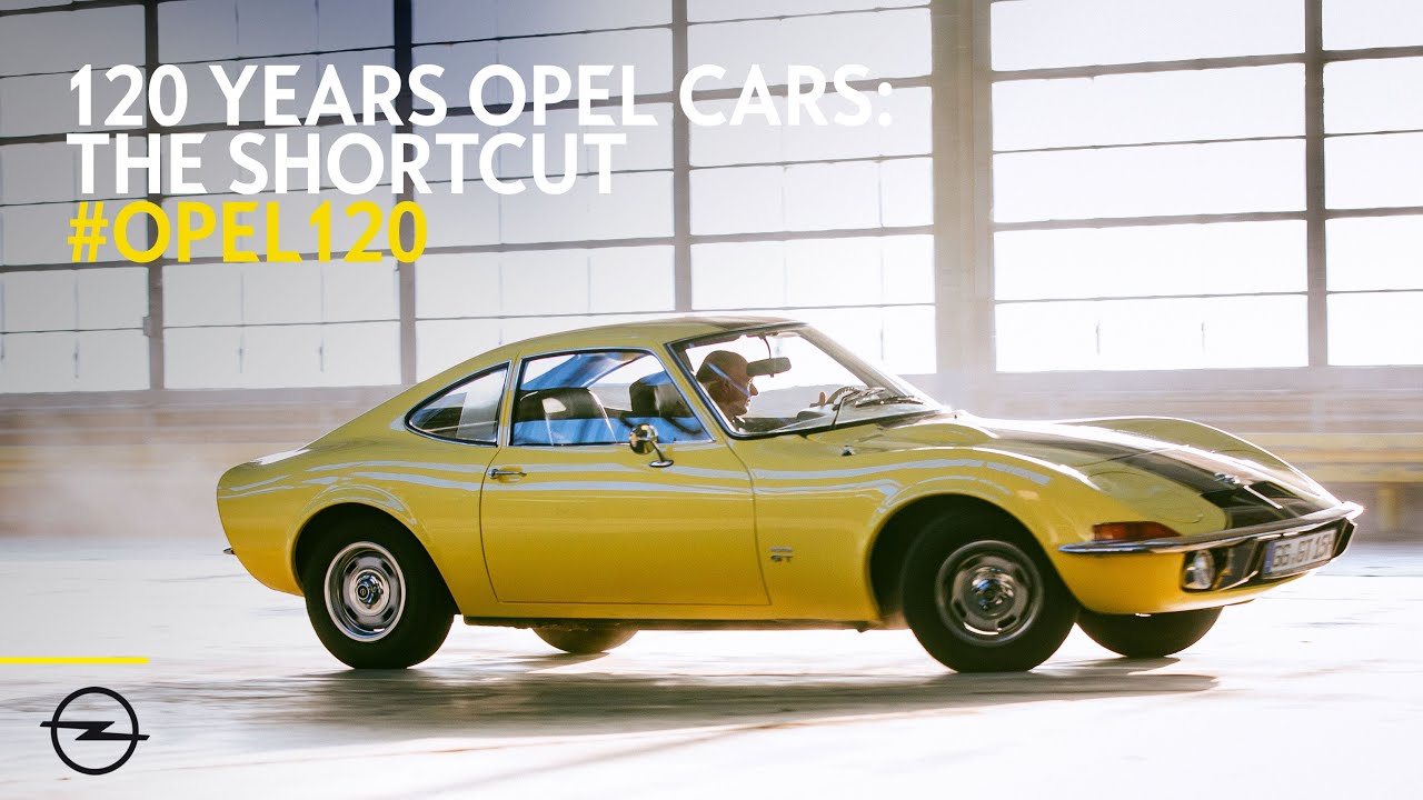 Opel History in a Minute