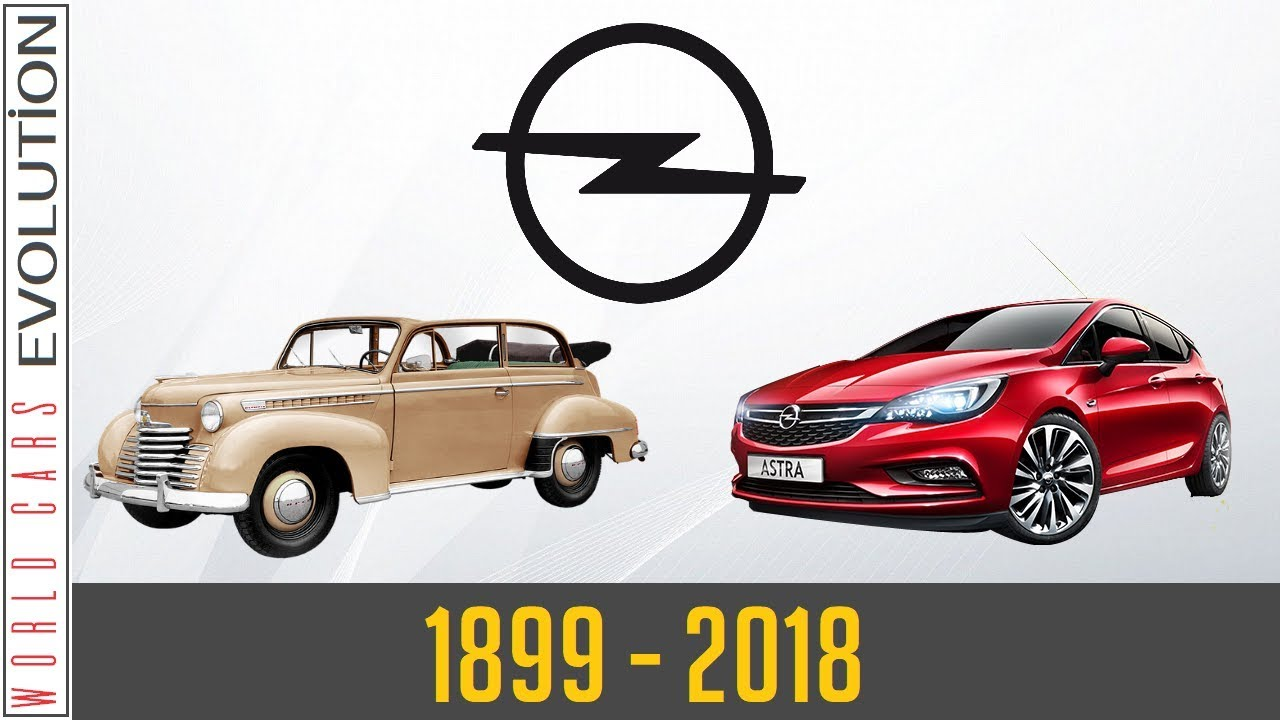 The Evolution of Opel