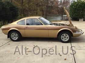 1969 GT from Switzerland