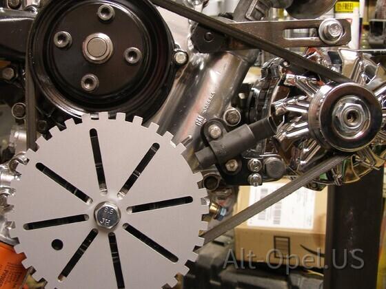 Trigger Wheel & Sensor for EDIS4