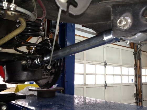 Rear Links for GT