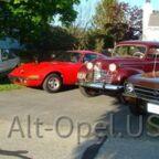 4 Decades of Opel's