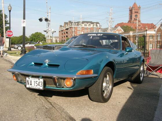 1971 Opel